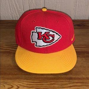 Kansas City Chiefs Snapback Hat